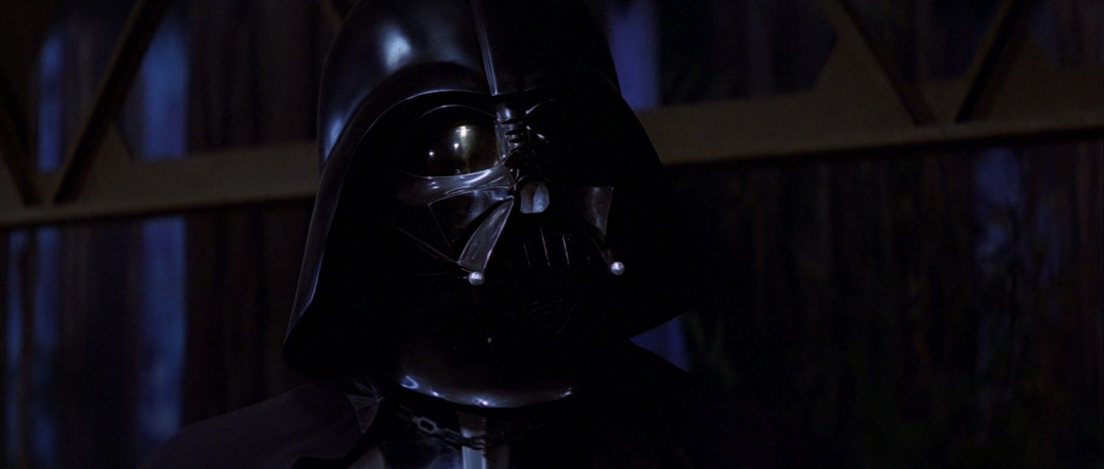 Armored Vader - ROTJ #1